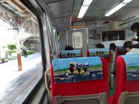 Inside the train :)