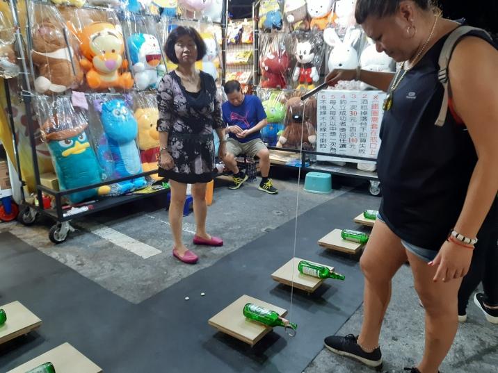 Street parlor game!