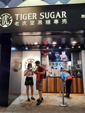 Tiger Sugar!